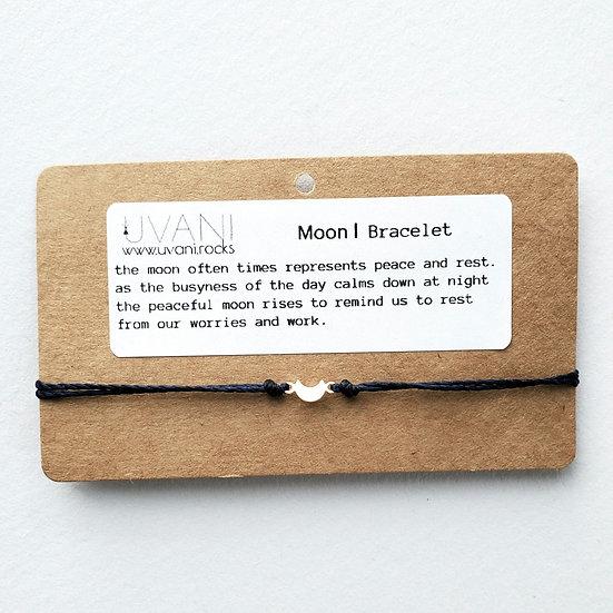 moon | bracelet