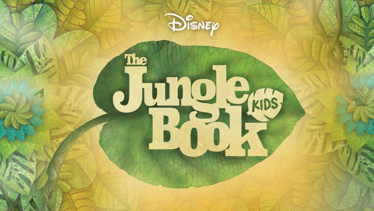 Disney's The Jungle Book KIDS  (Grades 1-6)  2 & 3 Week Camp Options Available!