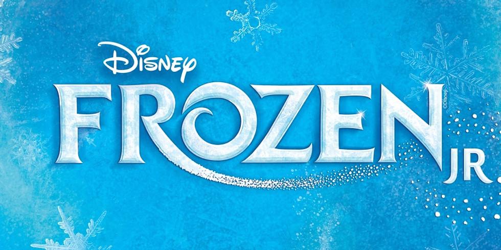 Disney's Frozen JR. (Grades 1-6)