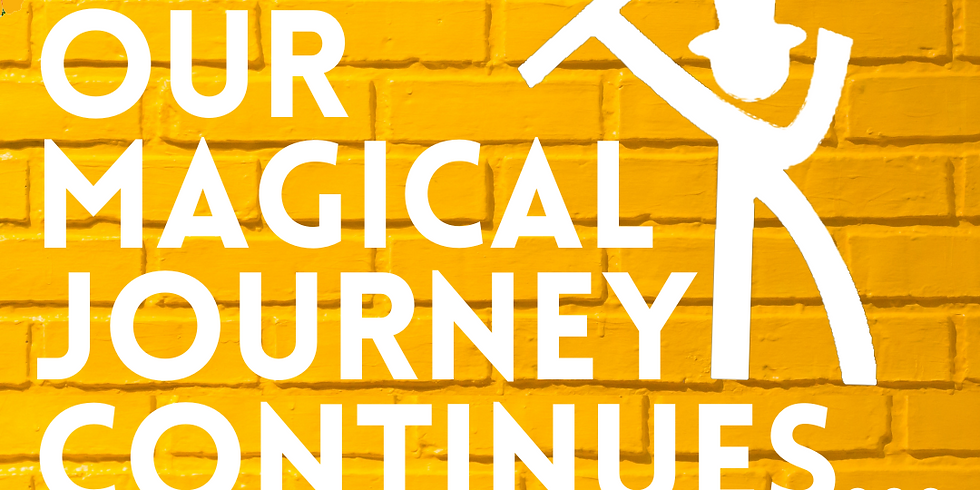 Fundraiser: Our Magical Journey Continues...