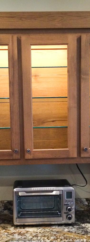 """3/8"""" Glass Shelves"""