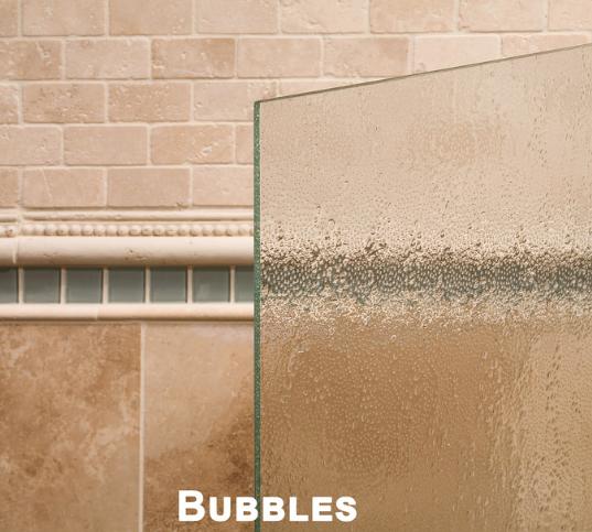 Bubbles Glass