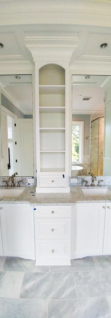Vanity Mirrors to Ceiling