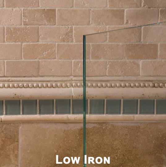 Low Iron Glass (Starphire)