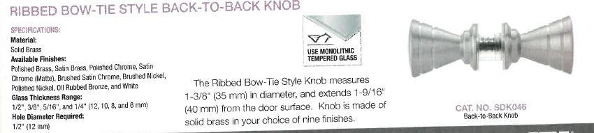 Bow Tie Knob.JPG