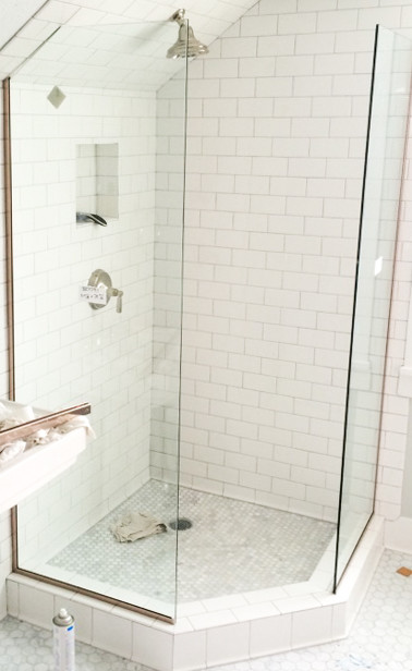 Walk in Neo Angle Shower
