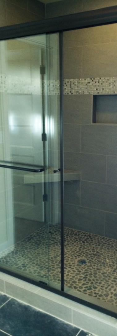 Executive Shower Enclosure-Bronze