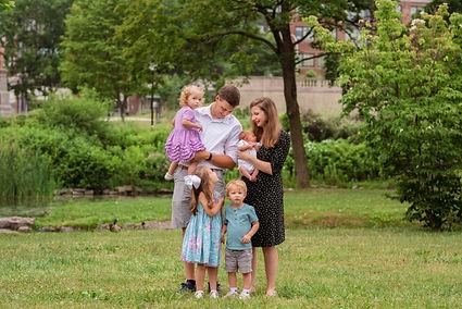 Ballston Spa Saratoga Family Photographer