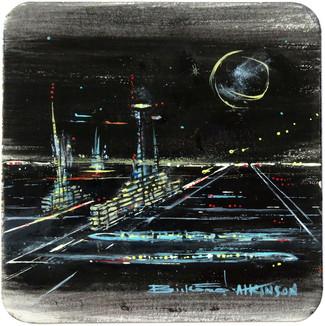 """Holiday Traffic On Charon"""