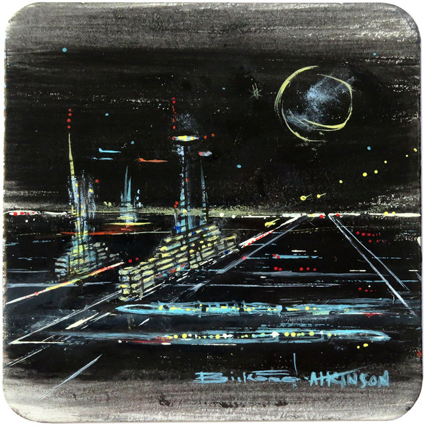 """Holiday Traffic On Charon"""