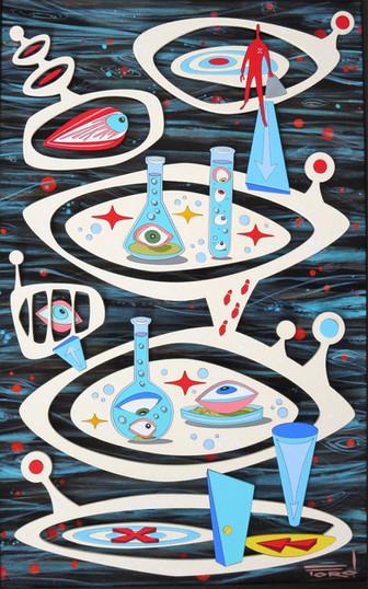 """""""Eye Spy With My SciFi Eye: The Rescue"""""""