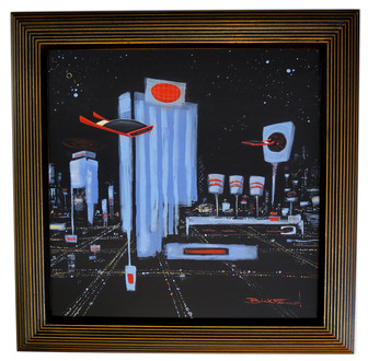 """Intergalactic Space Transport"""