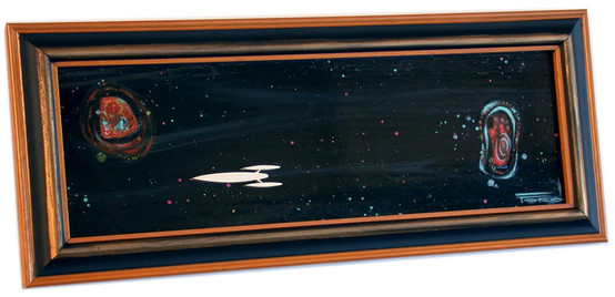 """""""Adrift In An Asteroid Field"""" 2012"""
