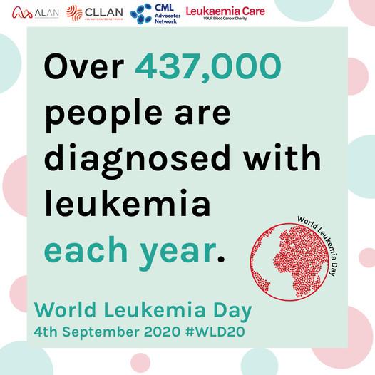 World Leukemia Day Graphic - 437000 Diag