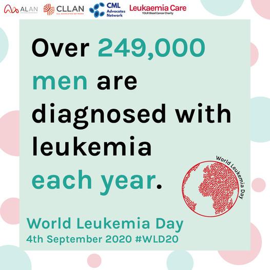 World Leukemia Day Graphic - 249000 Diag