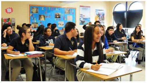 Walton Academy Students