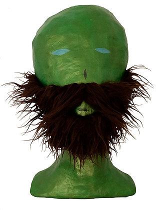 Alien with Beard