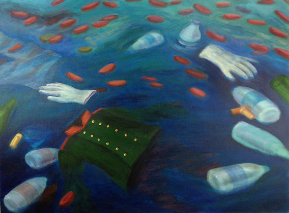 1812 Garbage Patch