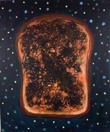 Burnt Toast Galaxy