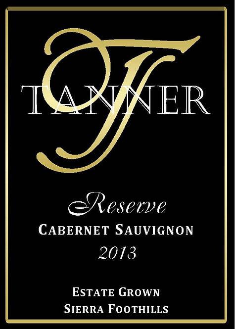 2013 Reserve Cabernet Sauvignon