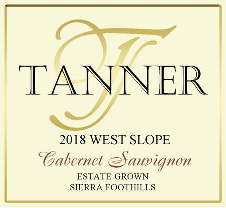 2018 West Slope Cabernet Sauvignon