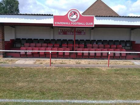 Stapenhill FC stand.jpg