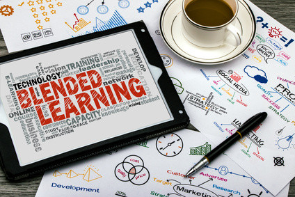How-to create deliver blended learning