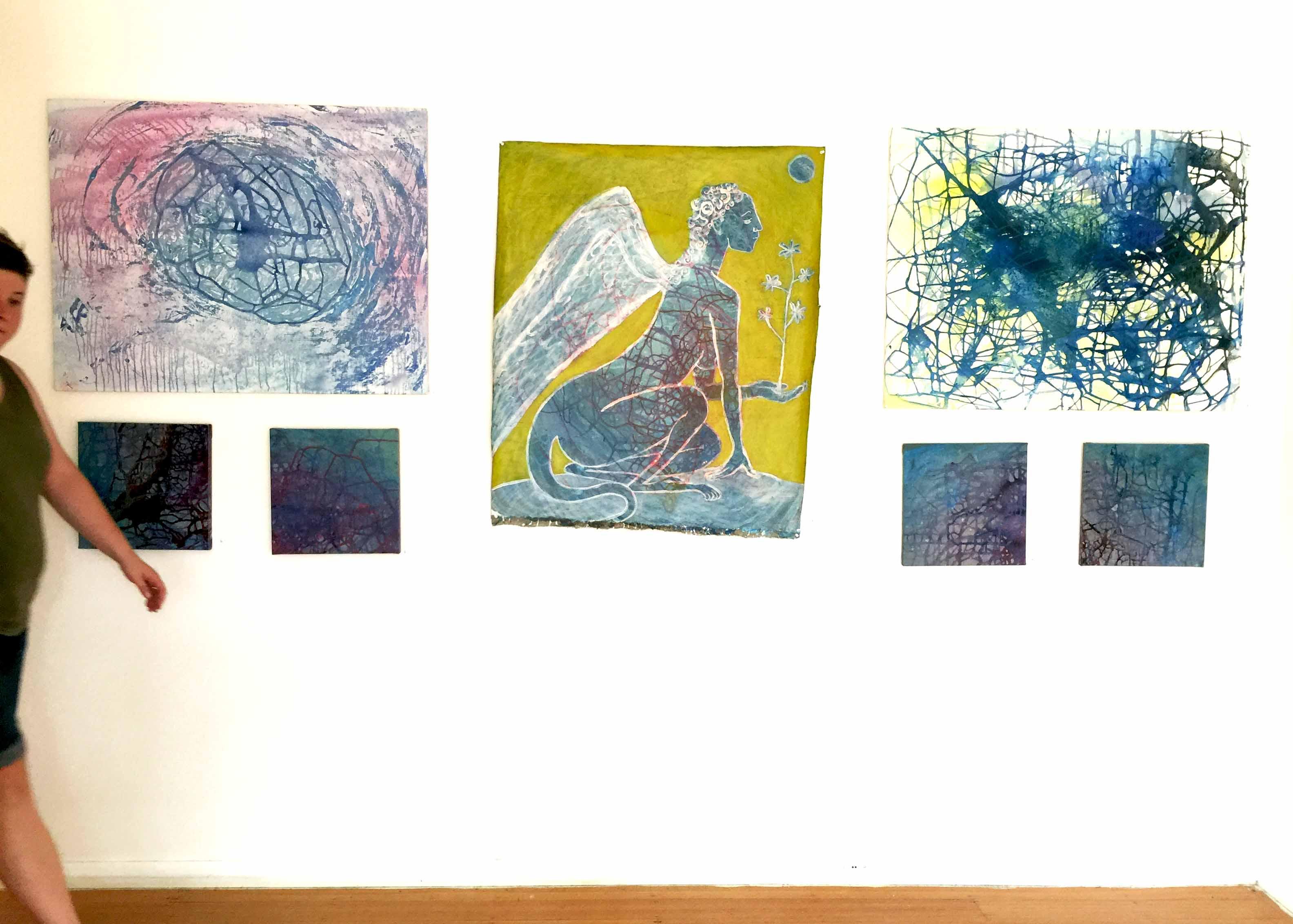 Neuro Paintings