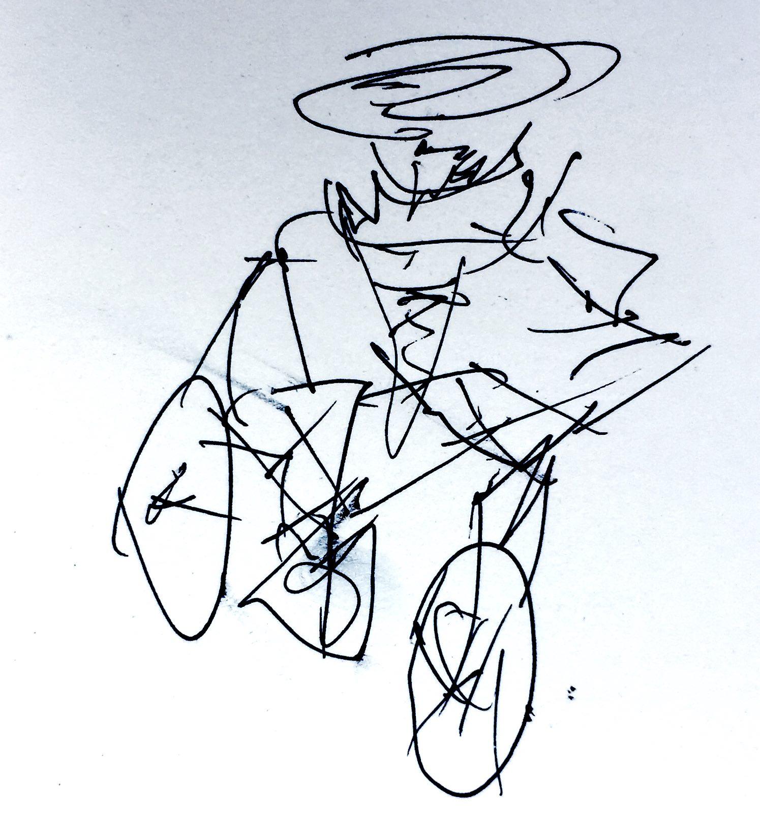 """""""Sketch 2"""""""