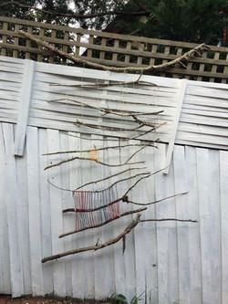 Fence Hanging