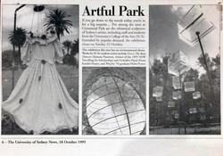 """Artful Park""article"