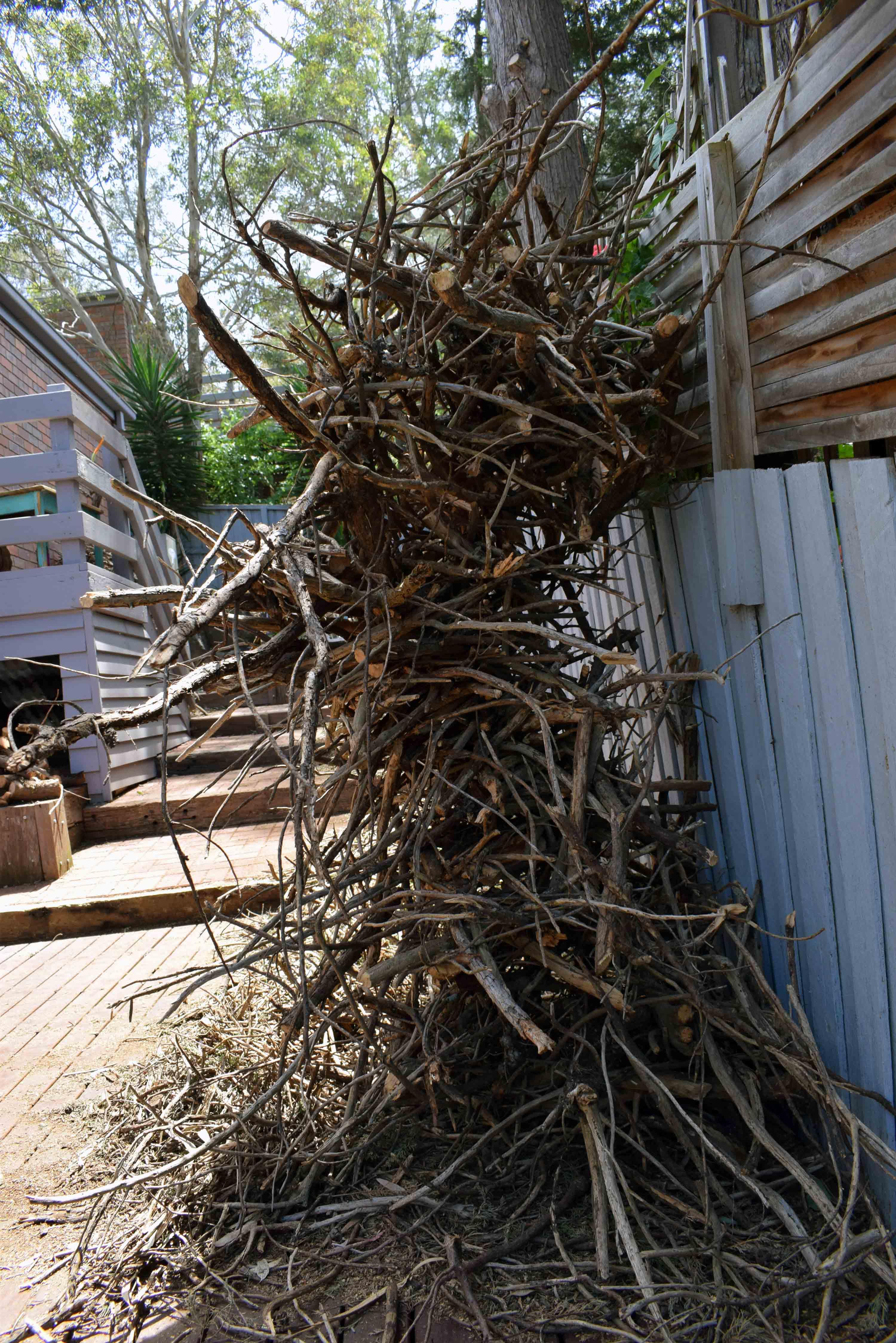 Piles of Sticks