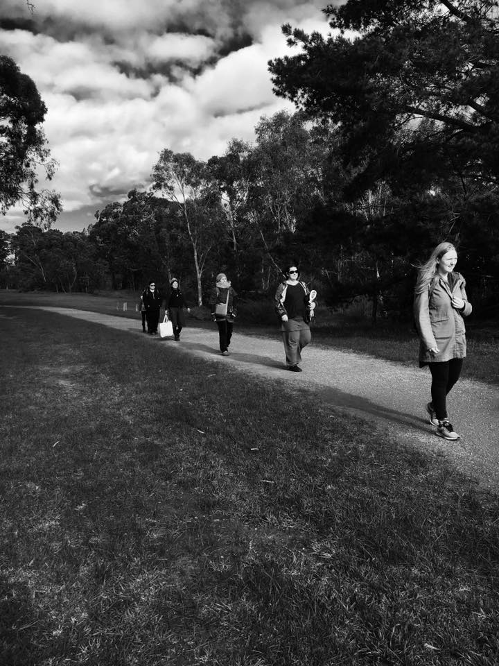 Lisa Watson _Walking Meditation_