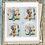 Thumbnail: Sarah key, Efecto Craquelado y Flores Vintage