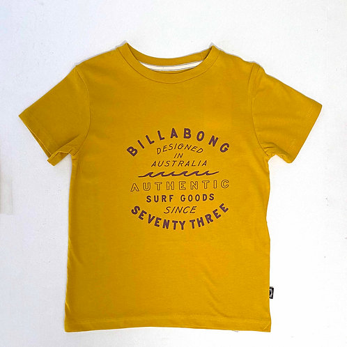 T-Shirt Billabong Wave SS Boy