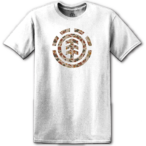 T-Shirt Element SAND CAMO ICON SS BO