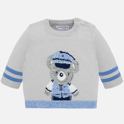 Jersey jacquard trico