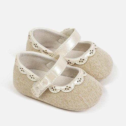 Sapatos bebé recém nascida