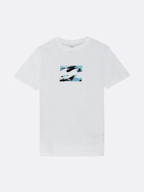 T-Shirt rapaz  Billabong