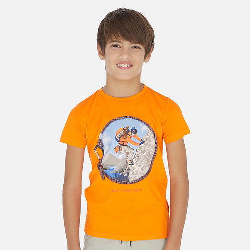 T-shirt circulo menino