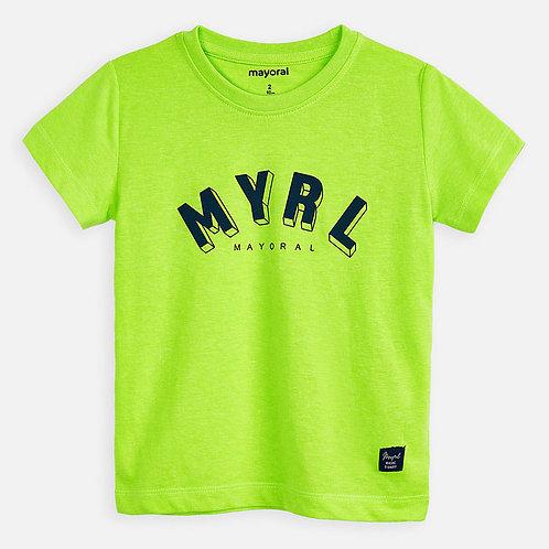T-shirt menino smile menino
