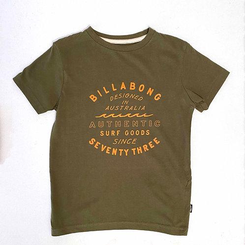 T-Shirt Billabong Wave SS Boy