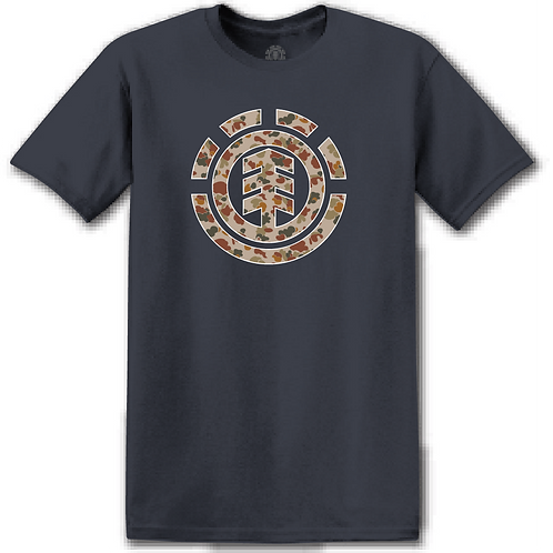 T-Shirt Element SAND CAMO ICON SS BO