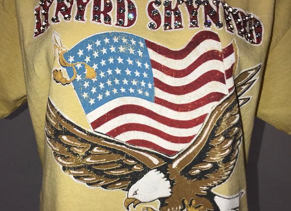 Lynard Skynard, concert T-shirt