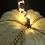 Thumbnail: Pumpkin, Speckled Green, Gold Chain Trim, Lights