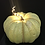 Thumbnail: Pumpkin, Speckled Green, Gold Chain Trim, Lights