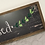"Thumbnail: ""Grateful. Thankful. Blessed"" Wall Art, Wood, Swarovski Crystals"