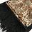 Thumbnail: Table Runner, Animal Sequin, Ostrich Fringe