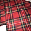 Thumbnail: Table Runner, Red Plaid (medium)