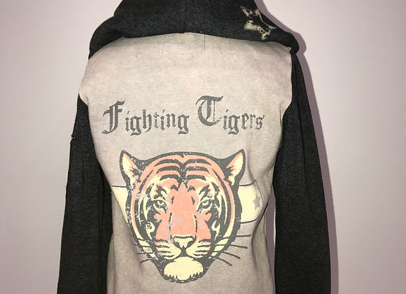 DETROIT TIGERS, L/S Hoody Jacket, patches